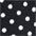 schwarz-weiß gepunktet