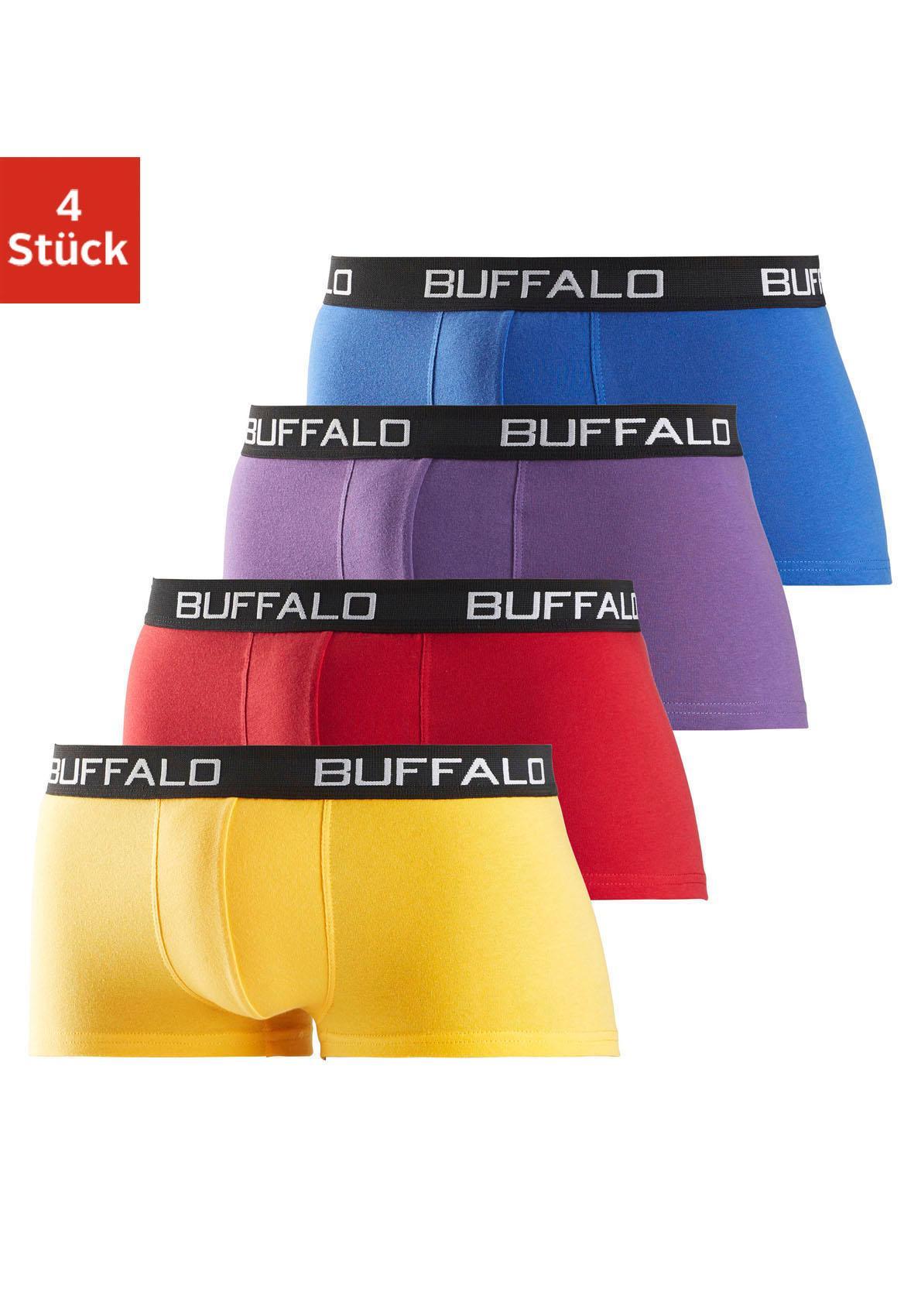Buffalo Hipster (4 Stück)