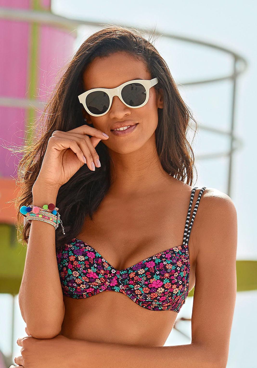 s.Oliver RED LABEL Beachwear Bügel-Bikini-Top »Jill«