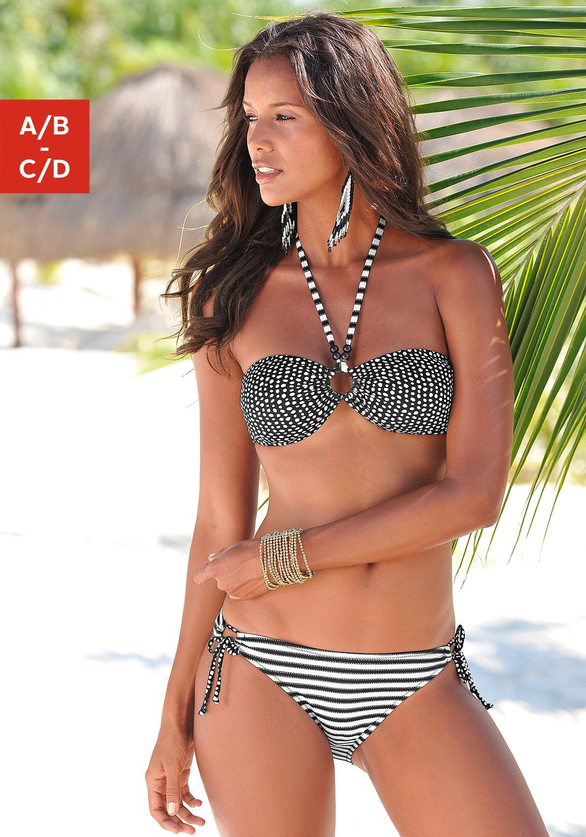 s.Oliver Beachwear Bandeau-Bikini