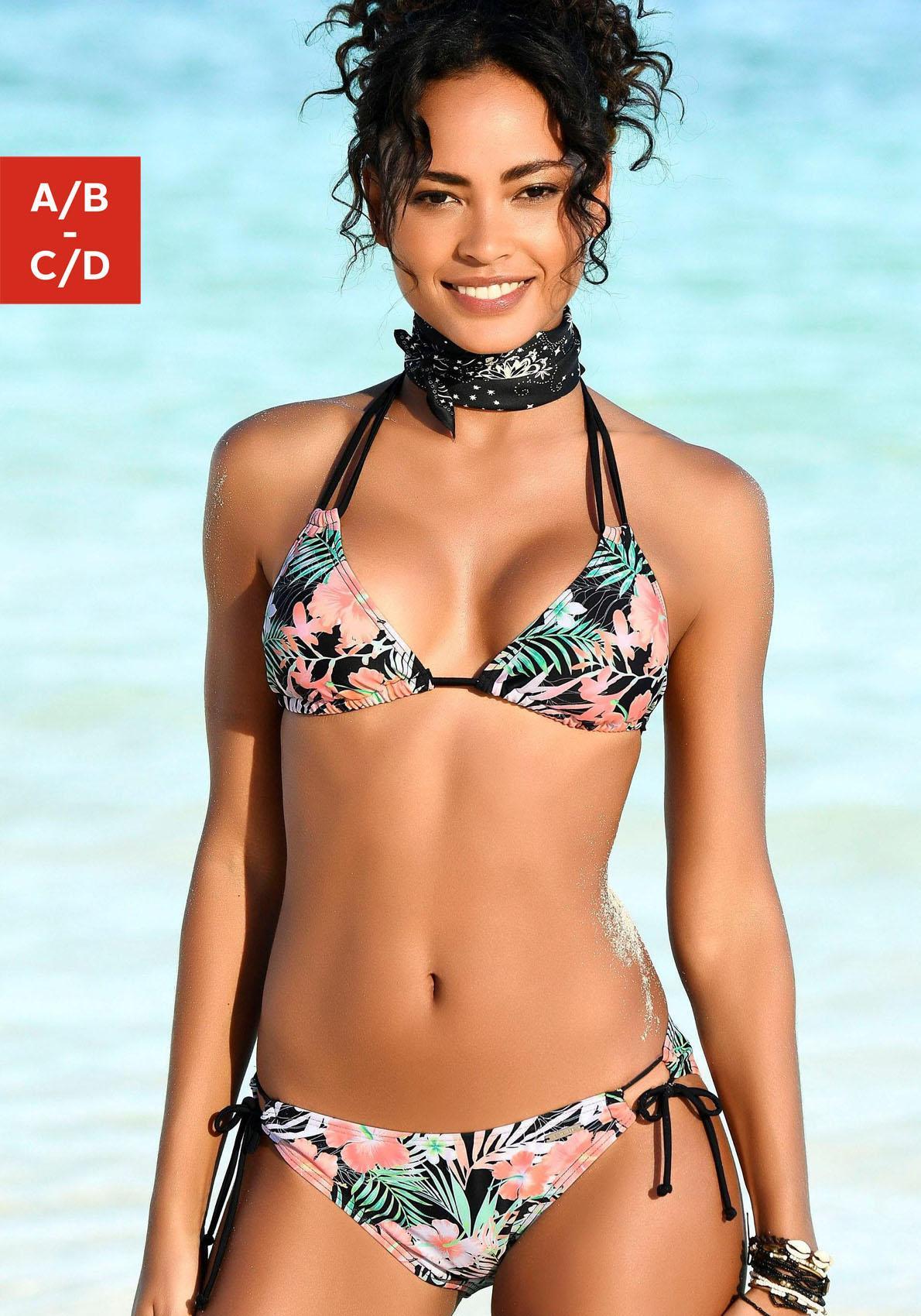 Chiemsee Triangel-Bikini-Top »Malibu«