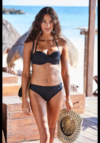 s.Oliver Beachwear Bügel-Bandeau-Bikini-Top »Rome«