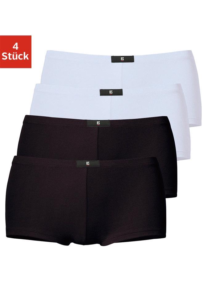 H.I.S bequeme Panties (4 Stück), Größe 40-58