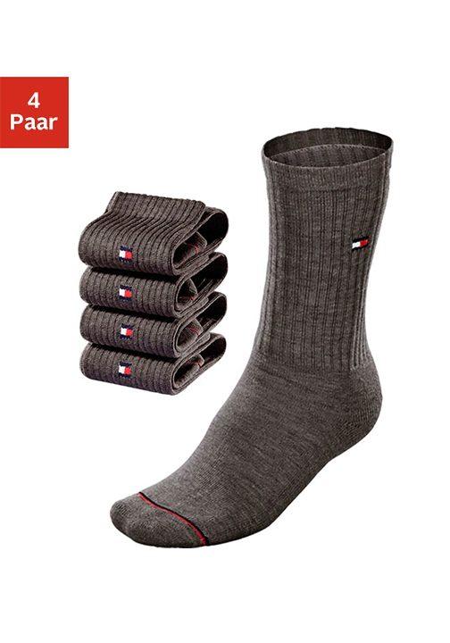 TOMMY HILFIGER Socken (4 Paar)
