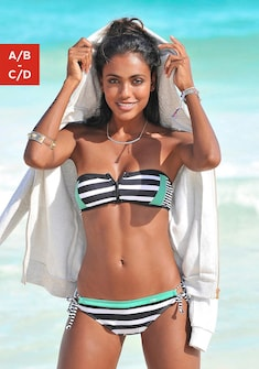 KangaROOS Bandeau - Bikini - Top »Anita«