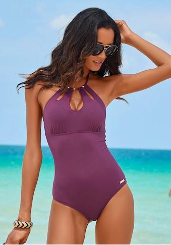 LASCANA Badeanzug »Italy«, mit modischen Cut-Outs