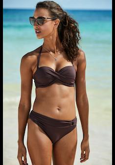 s.Oliver Beachwear Bügel - Bandeau - Bikini - Top »Rome«