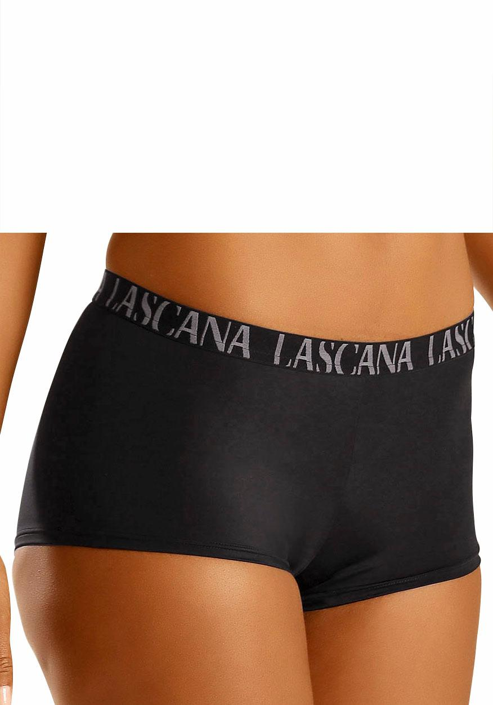 active by LASCANA Panty mit Logobund