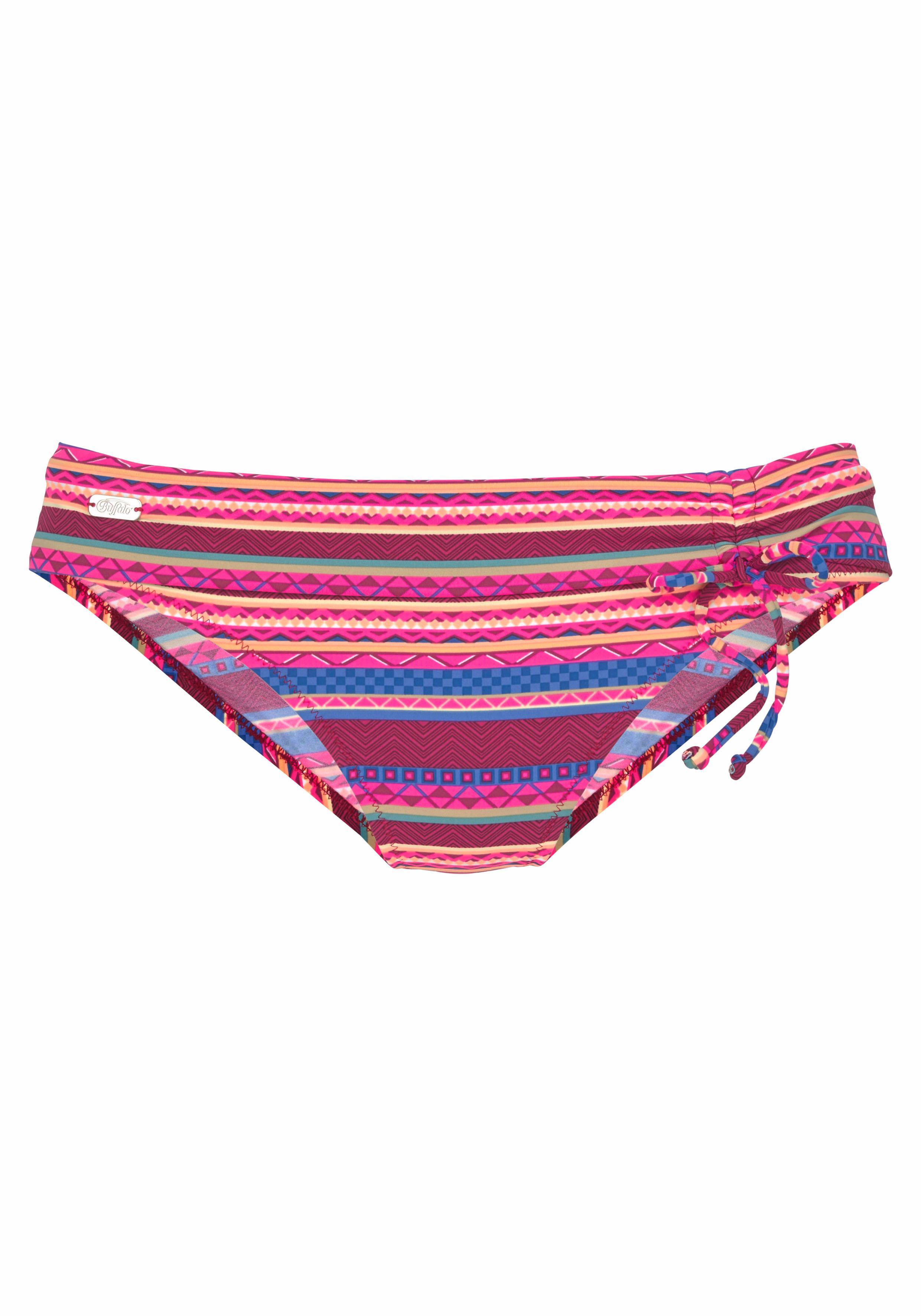 Buffalo Bikini-Hose »Lux« mit Umschlagbund