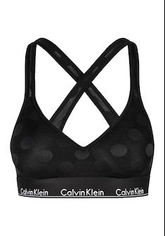 Calvin Klein Bustier »MODERN COTTON DOT«