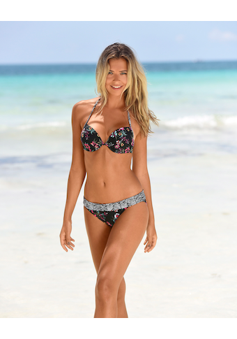 Venice Beach Bikini-Hose »Sugar«, mit Umschlagbund