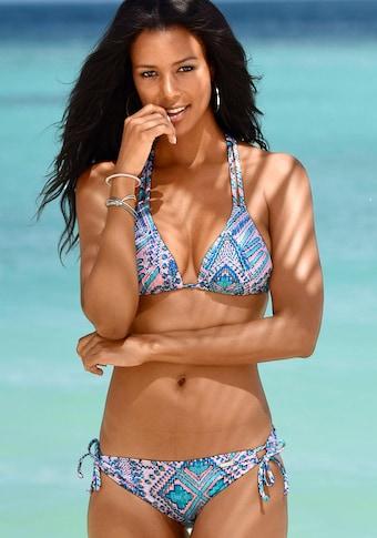 Sunseeker Bikini-Hose »April«, zum Binden
