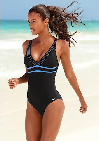 Venice Beach Badeanzug, im sportlichen Design