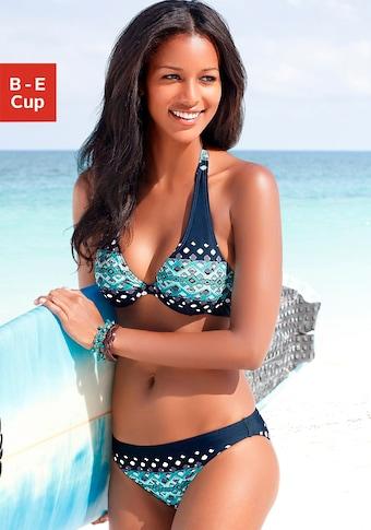 KangaROOS Bügel-Bikini, im Ethno-Look