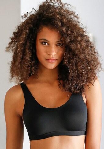 LASCANA Bralette-BH »Seamless«