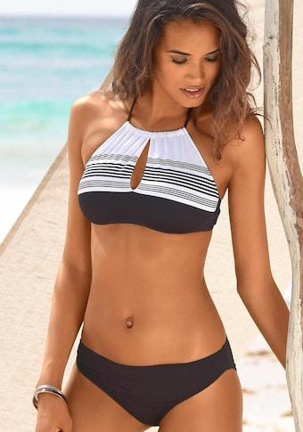 JETTE Bustier-Bikini, mit hochwertigem Design