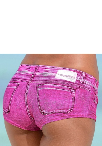 KangaROOS Bikini-Hotpants »Patty«