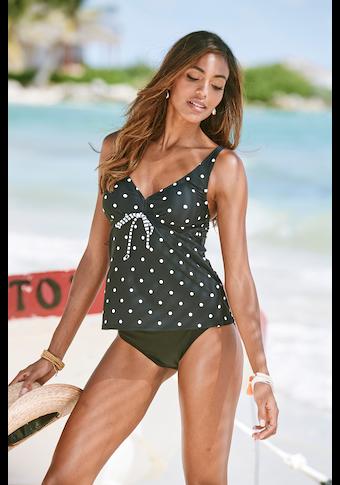s.Oliver Beachwear Bikini-Hose »Audrey«, in unifarben
