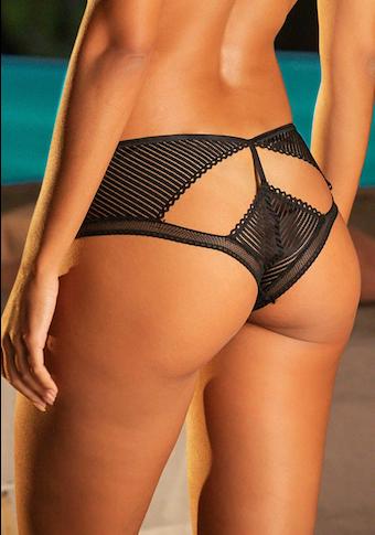 LASCANA Belle Affaire Panty, mit verführerischen Cut-Outs