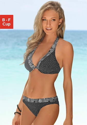 s.Oliver Bügel-Bikini, mit Mustermix