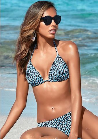 Sloggi Triangel-Bikini-Top »Hazy«, in trendigem Design