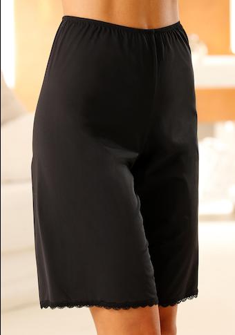 Nuance Hosenunterrock, aus weich, fließendem Material