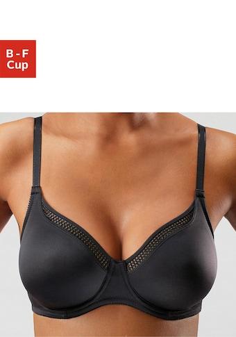 Nuance T-Shirt-BH, mit Bügel Microfaser mit nahtlosen Cups und Formbügeln
