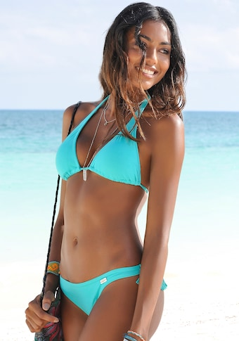 Buffalo Bikini-Hose »Happy«, mit Fransen