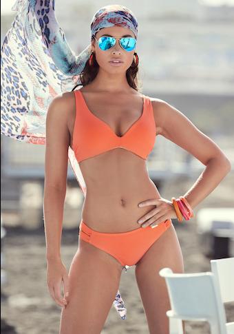 Buffalo Triangel-Bikini, mit leichtem Push-up-Effekt