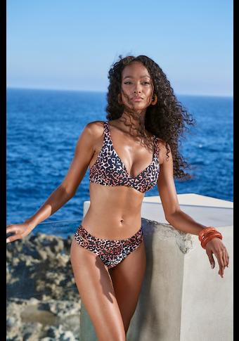 Buffalo Triangel-Bikini, mit wattiertem Cup