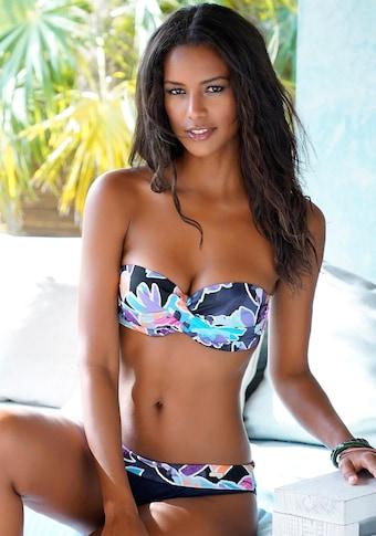 Sunseeker Bügel-Bandeau-Bikini-Top »Tahiti«