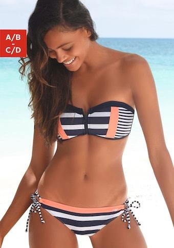 KangaROOS Bandeau-Bikini-Top »Anita«