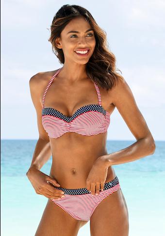 s.Oliver Beachwear Bikini-Hose »Avni«