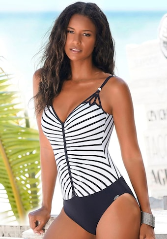Sunflair Badeanzug, mit elegantem Träger-Detail
