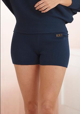 Bench. Shorts