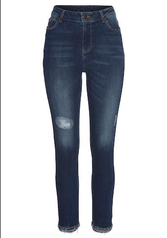 LASCANA Destroyed-Jeans