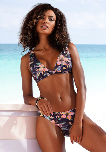 LASCANA Triangel-Bikini-Top »Malia«