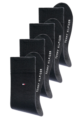 TOMMY HILFIGER Businesssocken (4 Paar)